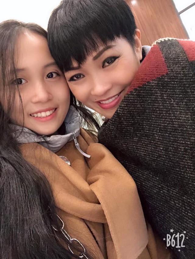 Gần đây Phương Thanh chăm chỉ khoe hình con trên mạng xã hội