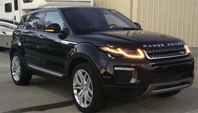 Range Rover Evoque được giảm giá tới 200 triệu đồng.