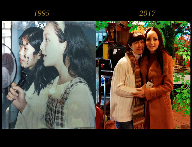 Đạo diễn Linh Nga gặp gỡ nhân vật hồi năm 1995 nhưng phải đến năm 2017, cô mới biến mong muốn của mình thành hiện thực