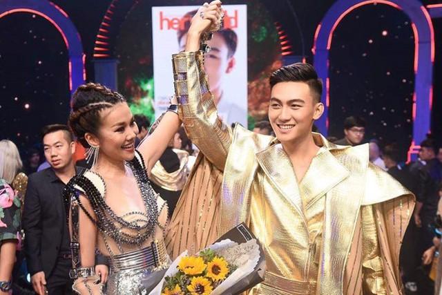 Mạc Trung Kiên trở thành quán quân The Face mùa 3 gây nhiều tranh cãi