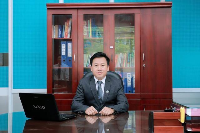 Luật sư Giáp Văn Điệp trao đổi với PV Báo Gia đình và Xã hội. Ảnh: N.Đạt