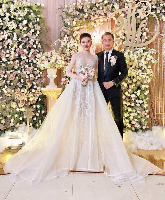 Ngọc Duyên kết hôn với đại gia bất động sản hồi đầu năm 2018