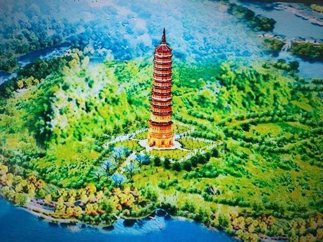 Nhiều hạng mục xây dựng lớn khiến dư luận lo ngại bê tông hóa phá vỡ di tích quốc gia đặc biệt Hương Sơn