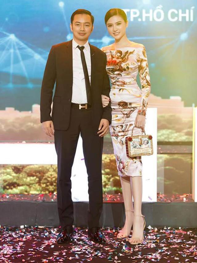 Ngọc Duyên hiện tại hỗ trợ ông xã trong việc kinh doanh
