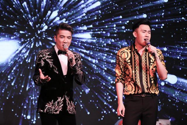 Dương Triệu Vũ đón sinh nhật bên Đàm Vĩnh Hưng và các đồng nghiệp trong không khí sôi động của âm nhạc
