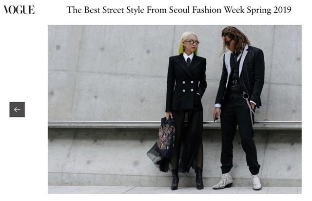 Dấu ấn ấn tượng nhất của Phí Phương Anh là xuất hiện trên tạp chí Vogue