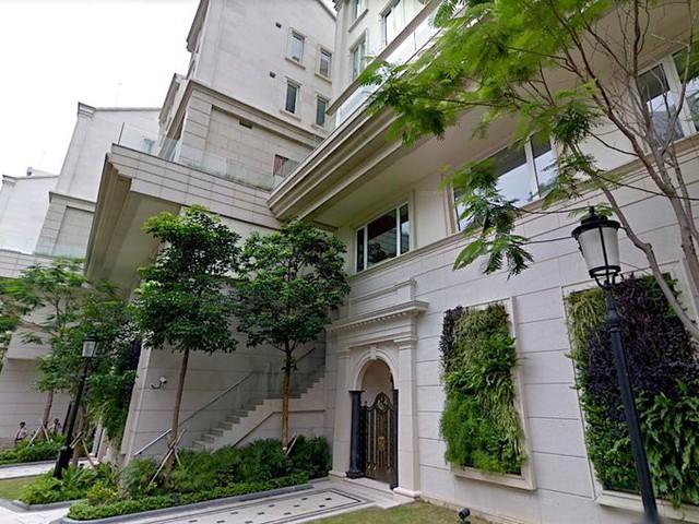 Theo Christies International Real Estate, căn biệt thự 4 phòng ngủ này tại Deep Water Bay có giá đến 230,3 triệu USD.