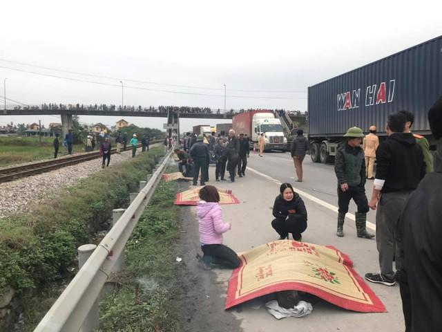 Vụ tai nạn khiến 8 người tử vong
