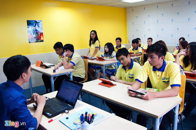Mỗi giáo viên tại TP.HCM sẽ nhận được mức thưởng Tết khác nhau tùy theo sự tính toán của mỗi trường. Ảnh minh họa: Nguyễn Quang.