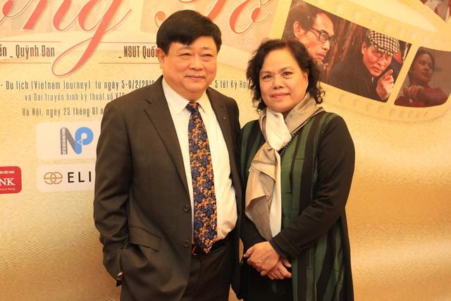 Nhà biên kịch Trịnh Thanh Nhã đặt nhiều hy vọng vào việc VFS về chung một nhà với VOV