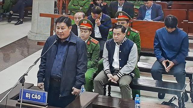 Bị cáo Bùi Văn Thành.