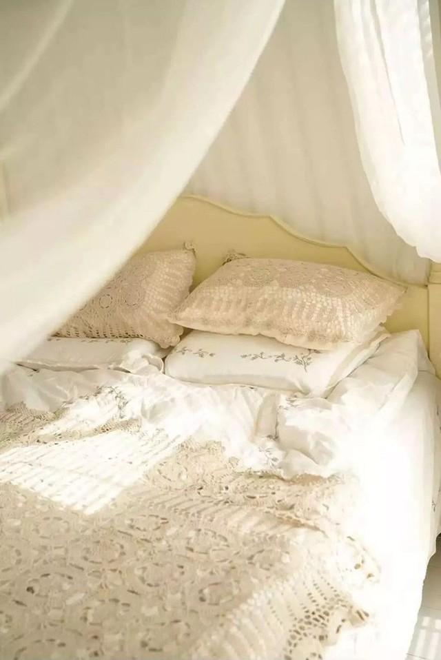 Vẻ đẹp mềm mại của vải.