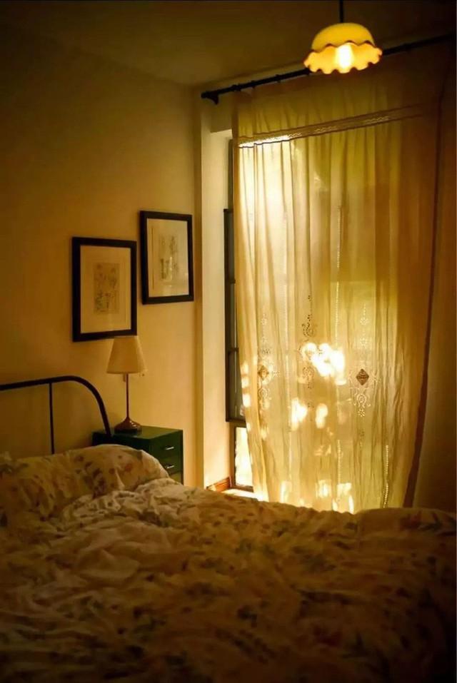 Không gian nghỉ ngơi ấm cúng.