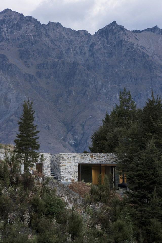 6. Ở vùng núi ẩn dật này mọc lên ngôi nhà khó tưởng của Fearon Architects thách thức giới hạn thiết kế nhà của các kiến trúc sư trên toàn thế giới.