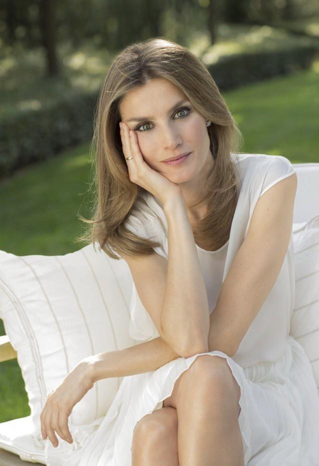Letizia từng là một nữ nhà báo nổi tiếng xinh đẹp, tài giỏi.