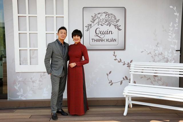 Với sự dẫn dắt của Diễm Quỳnh và Anh Tuấn, cặp đôi MC hot một thời của VTV, ê-kíp thực hiện Quán thanh xuân hy vọng họ sẽ trở thành một nguồn cảm hứng để gợi nhớ về thanh xuân.