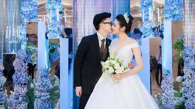 Tú Anh lên xe hoa với chú rể Phạm Gia Lộc vào cuối tháng 7 vừa qua. Trước đám cưới, Á hậu đã bị đặt nghi vấn bầu bí.