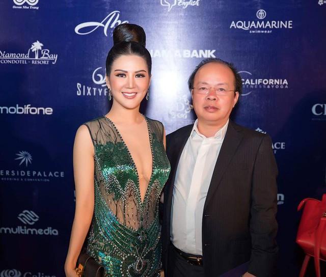 Ca sĩ Đinh Hiền Anh từng hạnh phúc chia sẻ, chồng luôn ủng hộ cô trong sự nghiệp.