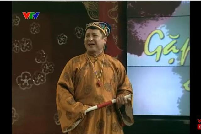 Chí Trung lần đầu tham gia Táo quân vào năm 2005 trong vai Táo Giao thông