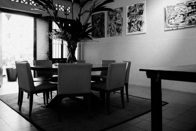 Khu vực dành cho những buổi gặp gỡ bạn bè.