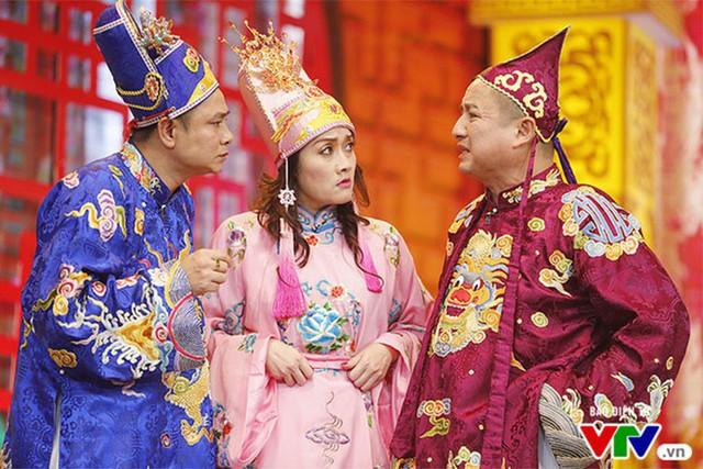 Táo quân 2017, vai diễn của Chí Trung là Táo Công chức
