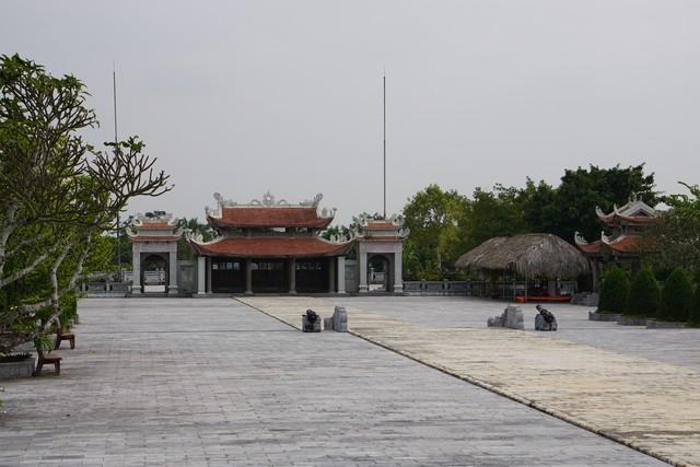 Vương triều Mạc (Kiến Thụy) nơi diễn ra lễ khai bút hàng năm