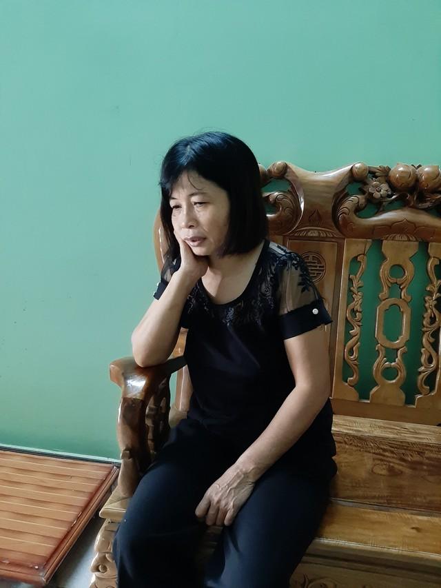 Dự cảm bất an của mẹ nam sinh viên chạy Grab bị sát hại ở Hà Nội - Ảnh 3.