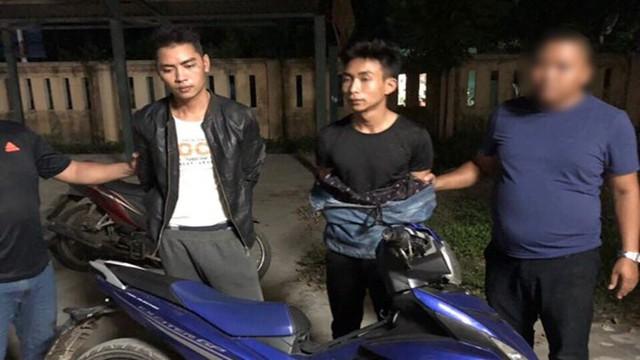 Nghi phạm sát hại sinh viên chạy grap từng cầm đầu đường dây mua bán phụ nữ - Ảnh 1.