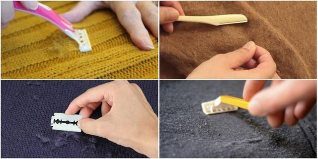 Buồn phiền khi nhìn đống quần áo mùa đông bị xù lông, đây là cách đánh bay lông xù mang lại vẻ tươi mới cho quần áo - Ảnh 2.