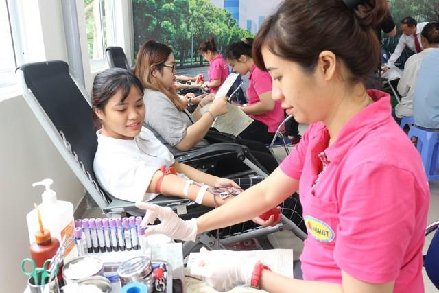 Đúng ngày giải phóng, Thủ đô Hà Nội có thêm điểm hiến máu ngoại viện thứ hai - Ảnh 1.