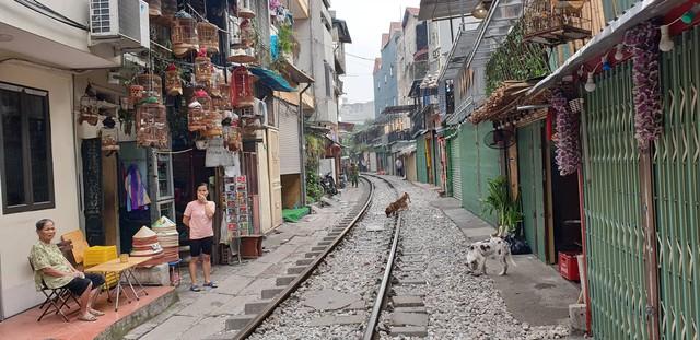 Nóng: Chính thức xóa sổ phố đường tàu Phùng Hưng - Ảnh 6.