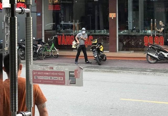 Lý lịch bất hảo của đối tượng nổ súng cướp tiệm vàng ở Quảng Ninh - Ảnh 2.