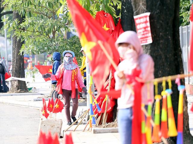Chảo lửa Mỹ Đình đỏ rực trước trận Việt Nam - Malaysia - Ảnh 11.