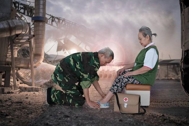 Một trung tâm dưỡng lão ở Hà Nội liều xin Cục Hàng không chiếc máy bay bị bỏ quên 12 năm để hiện thực hoá ước mơ cho các cụ - Ảnh 2.