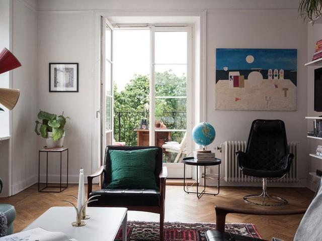 Căn hộ rộng 75m² được trang trí với sắc màu tươi vui, mát mắt quá đỗi phù hợp cho nhà có trẻ nhỏ - Ảnh 2.
