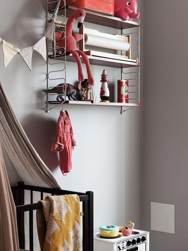 Căn hộ rộng 75m² được trang trí với sắc màu tươi vui, mát mắt quá đỗi phù hợp cho nhà có trẻ nhỏ - Ảnh 11.
