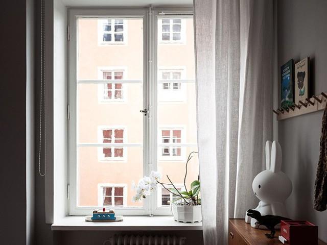 Căn hộ rộng 75m² được trang trí với sắc màu tươi vui, mát mắt quá đỗi phù hợp cho nhà có trẻ nhỏ - Ảnh 13.