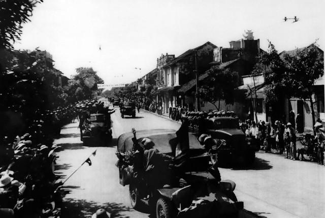 Hà Nội mùa thu 1954 - Ảnh 3.