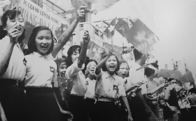 Hà Nội mùa thu 1954 - Ảnh 9.
