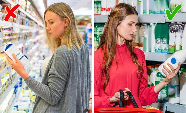 9 điều cần nhớ khi mua thực phẩm ở siêu thị để không mua phải hàng kém chất lượng - Ảnh 6.