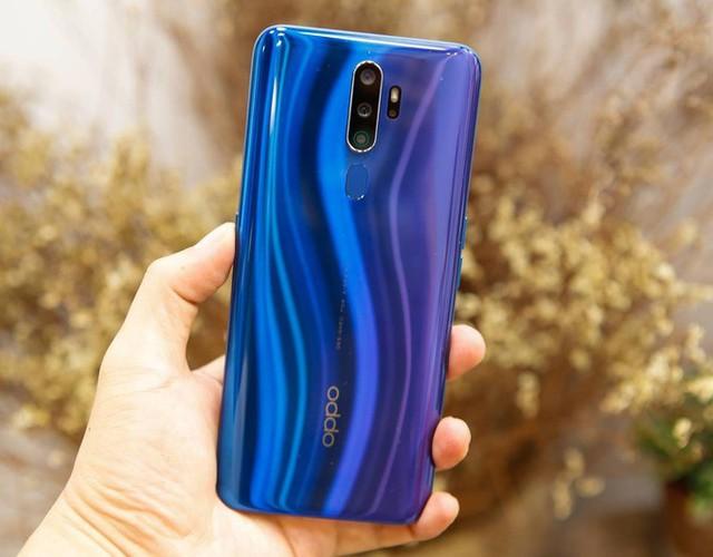 7 smartphone có bốn camera sau tại Việt Nam - Ảnh 6.