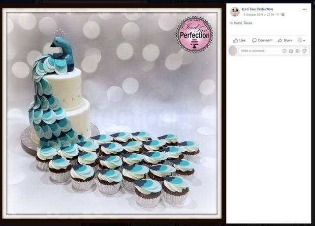Bỏ 7 triệu đặt bánh cưới, cô dâu nhận về một thảm họa đau tim - Ảnh 2.