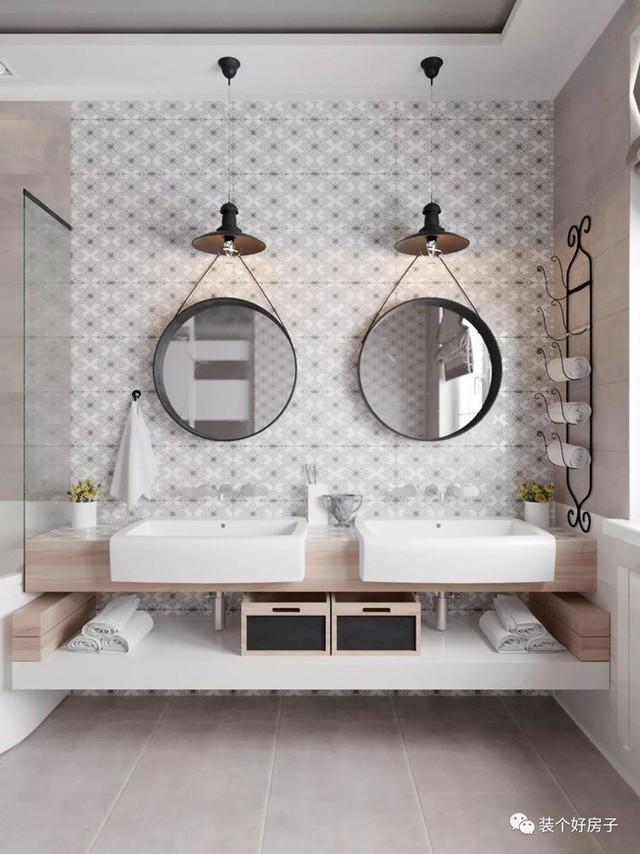 Lưu trữ đồ dùng trong phòng tắm vừa gọn vừa sạch: Chuyện nhỏ nhưng không phải ai cũng nắm rõ - Ảnh 11.