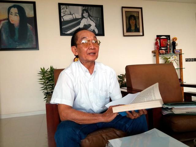 Vị giáo sư 30 năm đau đáu với ước nguyện cứu hàng ngàn bệnh nhi hiểm nghèo - Ảnh 3.