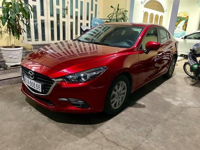 Vừa mua Mazda3 biển đẹp giá 2 tỷ, chủ mới bán lại giá 2,88 tỷ đồng, tặng kèm Honda Vision biển ngũ quý 8 - Ảnh 3.