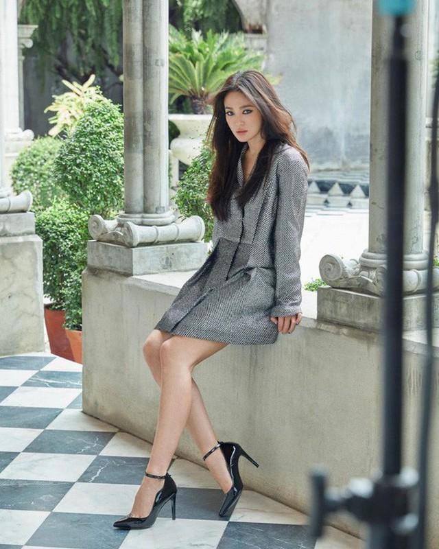 3 tháng sau vụ ly hôn 2000 tỉ, lần đầu tiên Song Hye Kyo chịu xuất hiện tại Hàn Quốc - Ảnh 4.