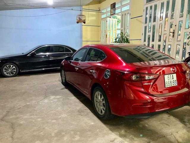 Vừa mua Mazda3 biển đẹp giá 2 tỷ, chủ mới bán lại giá 2,88 tỷ đồng, tặng kèm Honda Vision biển ngũ quý 8 - Ảnh 4.