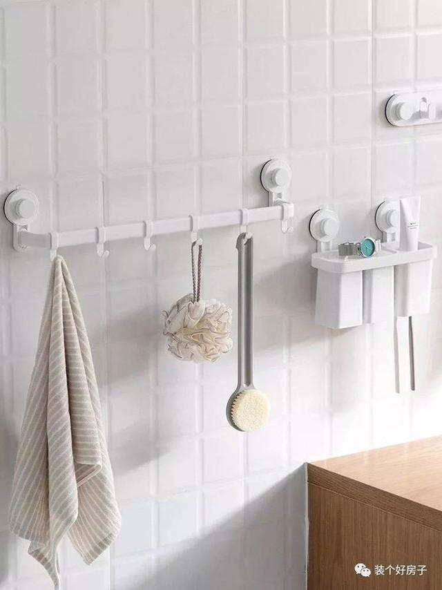Lưu trữ đồ dùng trong phòng tắm vừa gọn vừa sạch: Chuyện nhỏ nhưng không phải ai cũng nắm rõ - Ảnh 10.