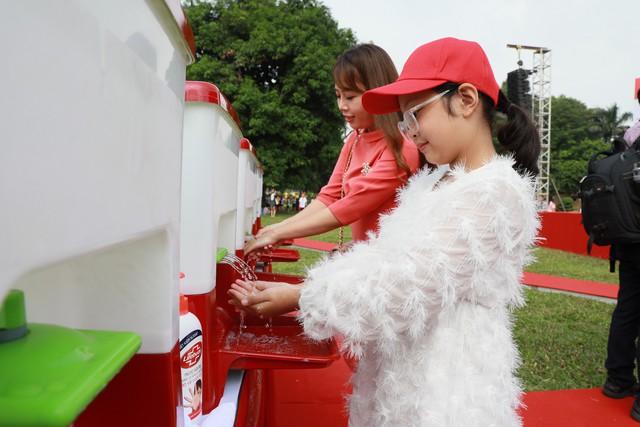 Rửa tay với xà phòng – Cùng hành động vì sức khỏe Việt Nam - Ảnh 4.