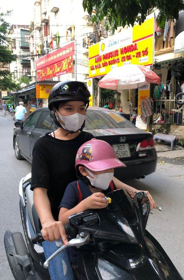 '. Những thói quen để bảo vệ trẻ trong thời kỳ ô nhiễm? .'